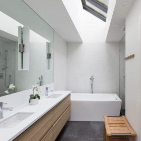 Sneaky Storage Tricks For Smaller Bathrooms