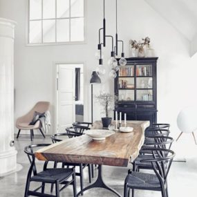Minimal Dining Rooms That Offer An Invigorating New Look