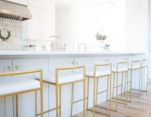Fun Ways To Decorate With Gold Finishes