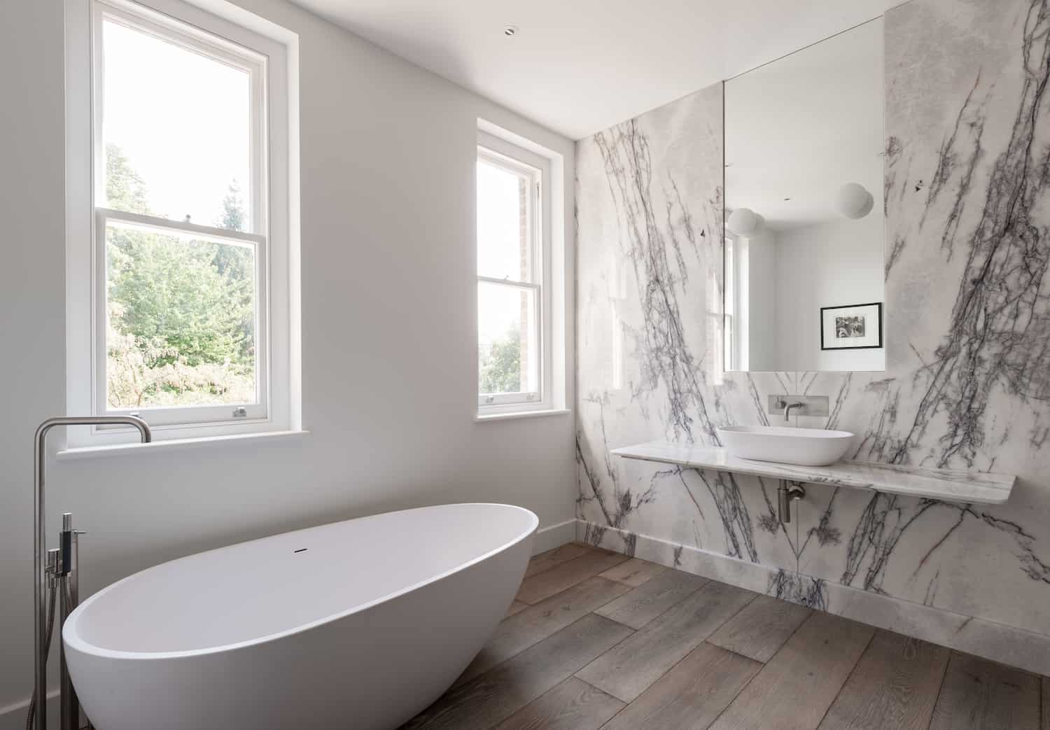 Beautiful Grey Bathroom Ideas   How To Bring A Timeless Touch
