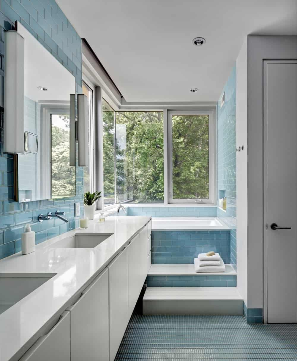 Bathroom Ideas: How To Bring A Timeless Touch