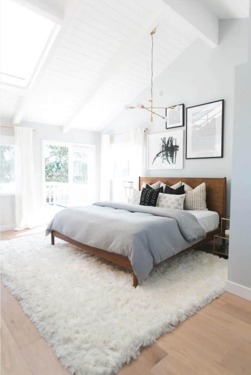 midcentury bedroom Ethereal Mid Century Modern Bedroom Ideas