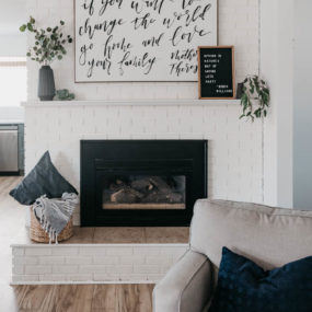 Fireplace Mantels perfect for any Season