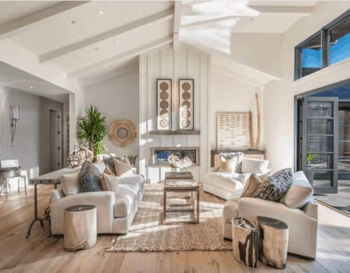 Beautiful Farmhouse Living Room Decorating Tips
