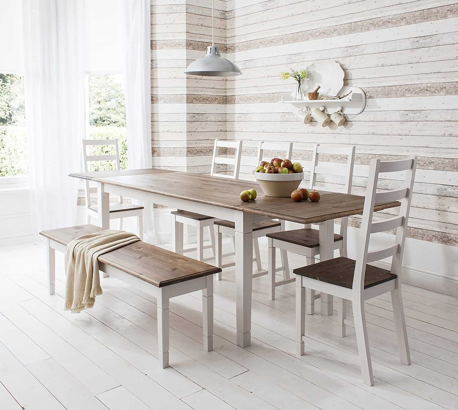 Fine Quirky Rustic Dining Table Decorating Trends Short Links Chair Design For Home Short Linksinfo