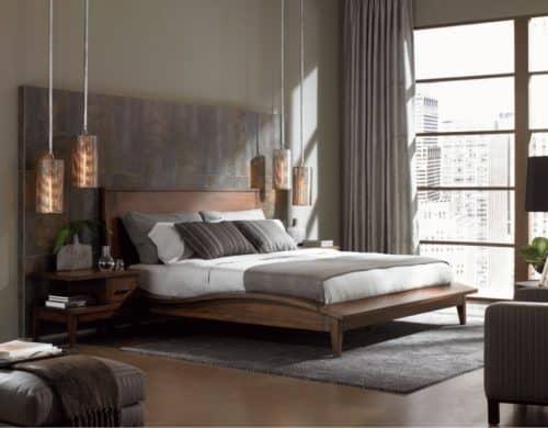 Ethereal Mid-Century Modern Bedroom Ideas