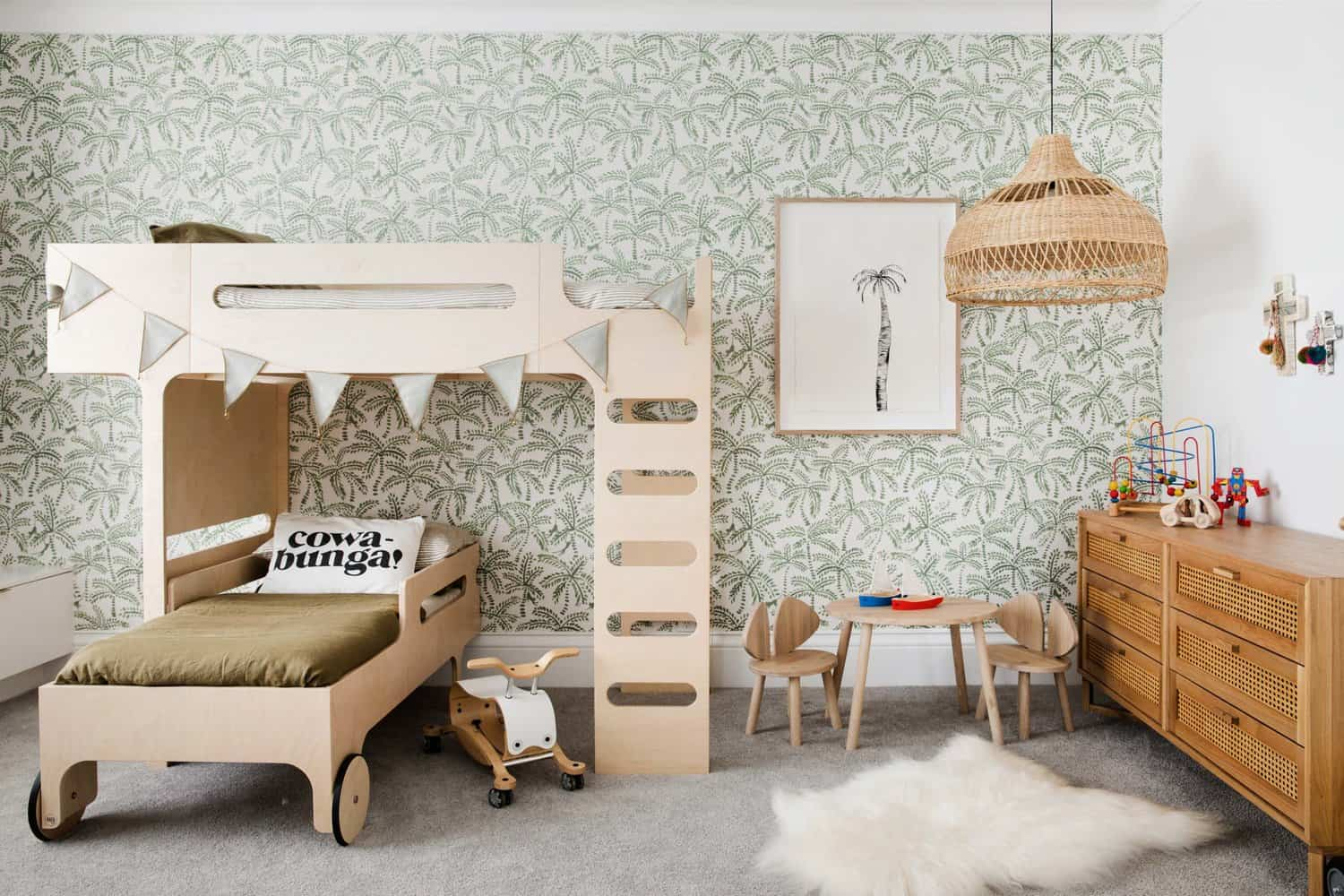 Crazy Cool Kids Bedroom Ideas