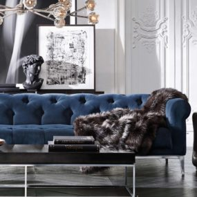 Glamorous Contemporary Living Rooms You Must See