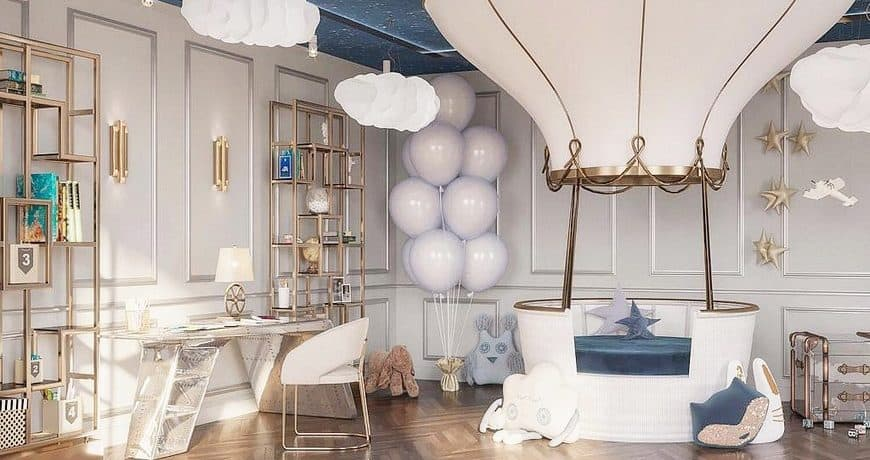 luxury kids bedroom