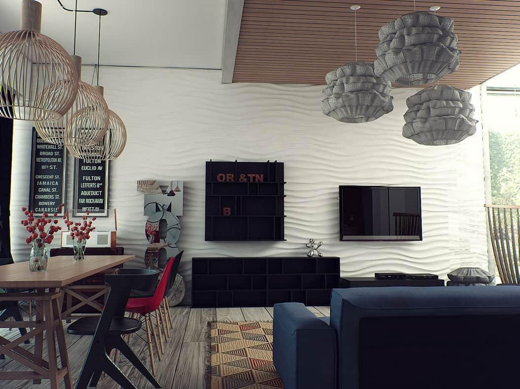 mix and matching decor