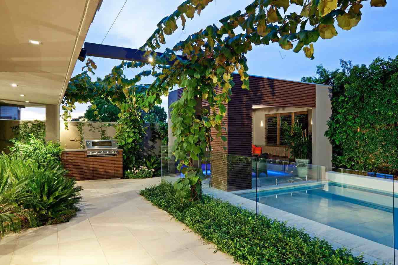 modern landscape Best Modern Landscape Ideas For 2019