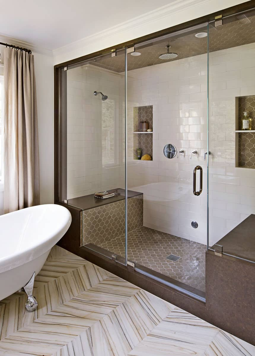 Best Shower Bench Ideas To Reinvent Your Bathroom
