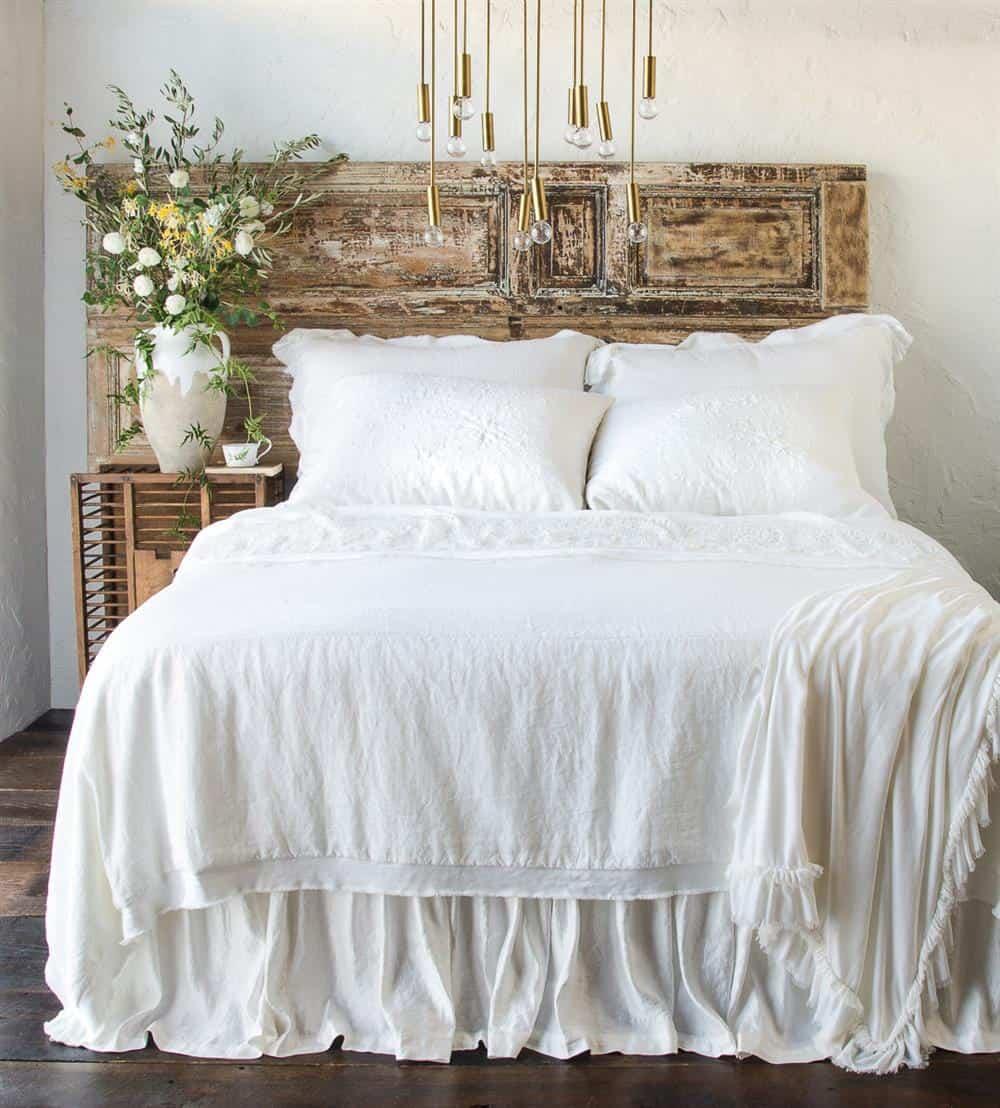 added bedding
