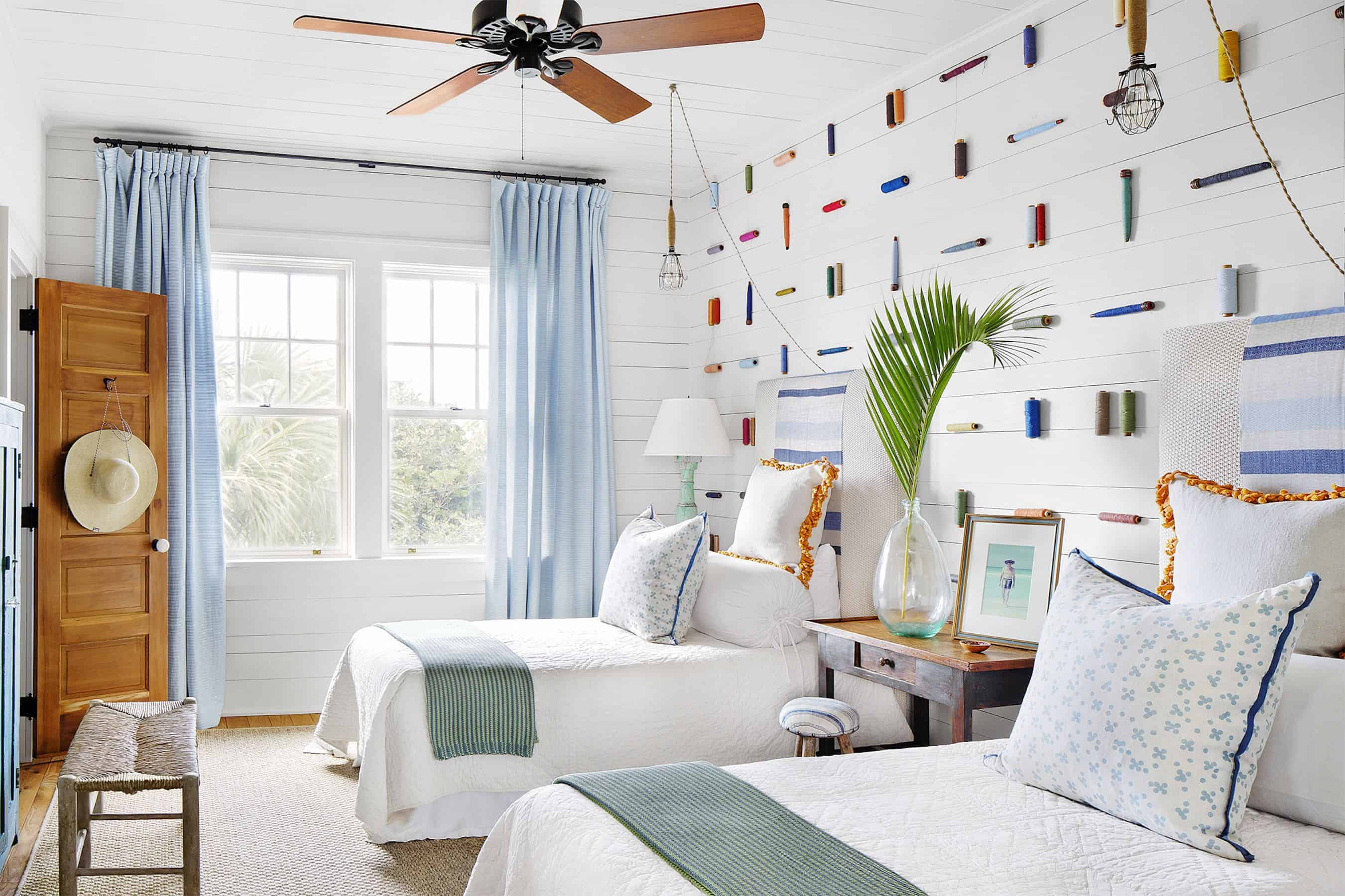 beach house guest bedroom Tips to Turn Your Guest Room Into The Ultimate Retreat
