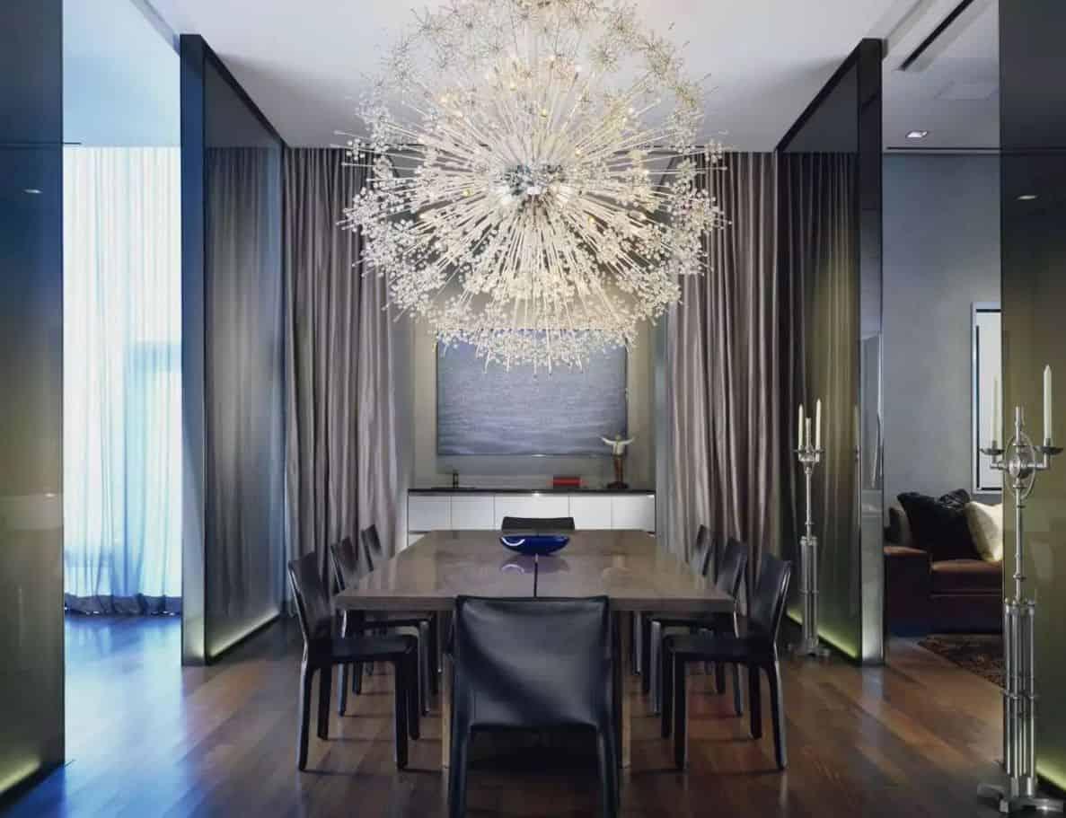 celestial dining room