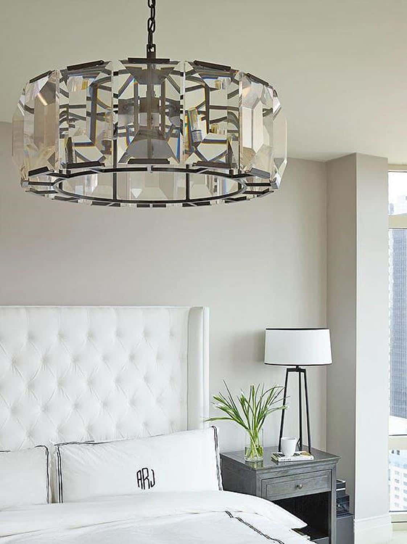 Mesmerizing Master Bedroom Lighting Ideas