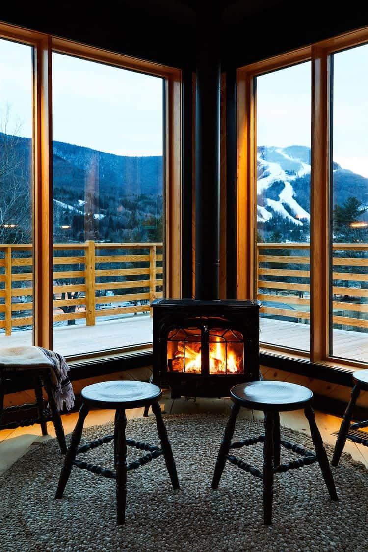 scenic view Stylish and Smart Corner Decorating Ideas