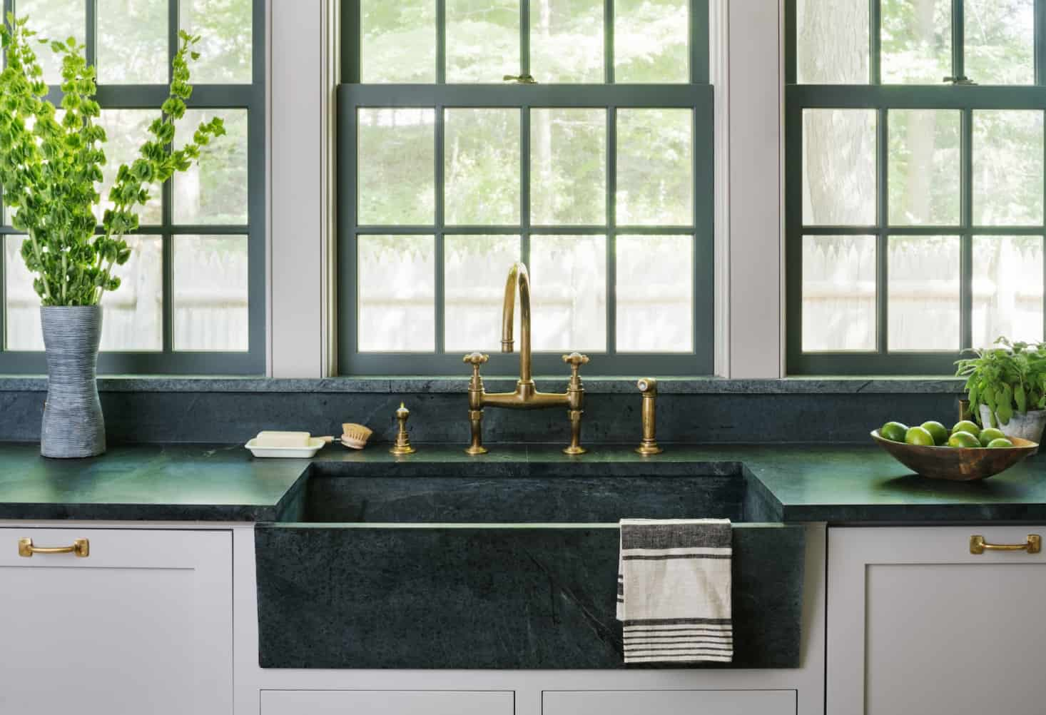 soapstone sinks Gorgeous Kitchen Trends That Are All the Rage