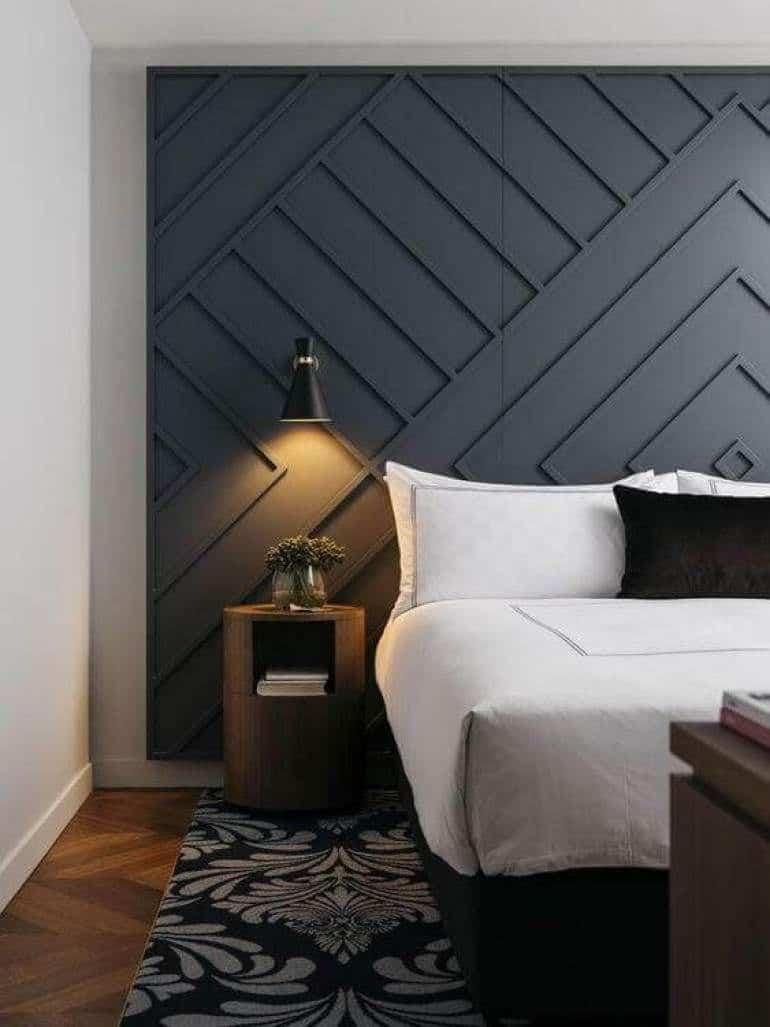 wall mounts in bedroom