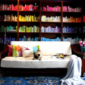 Swoon-Worthy Bookshelves That Push The Boundary On Chic