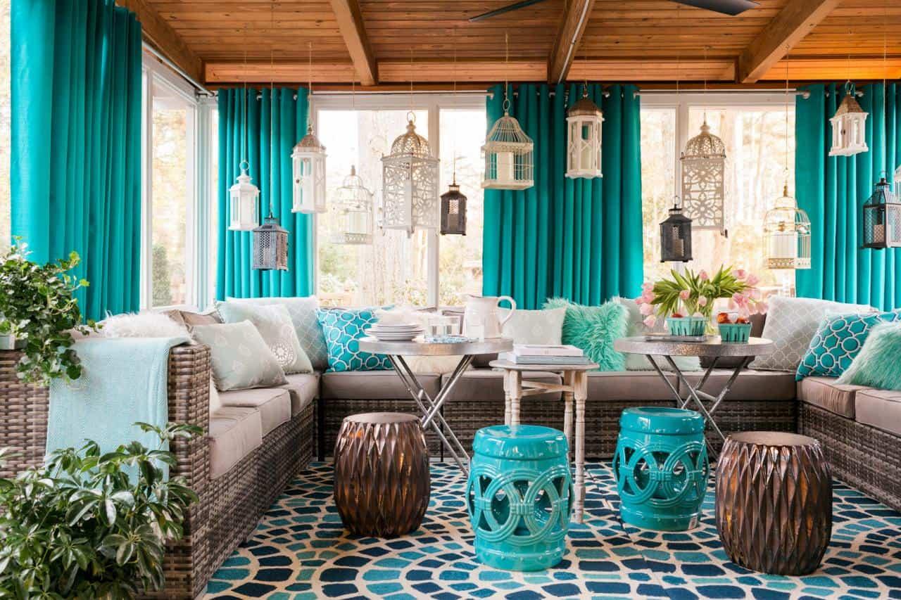comfort in porch