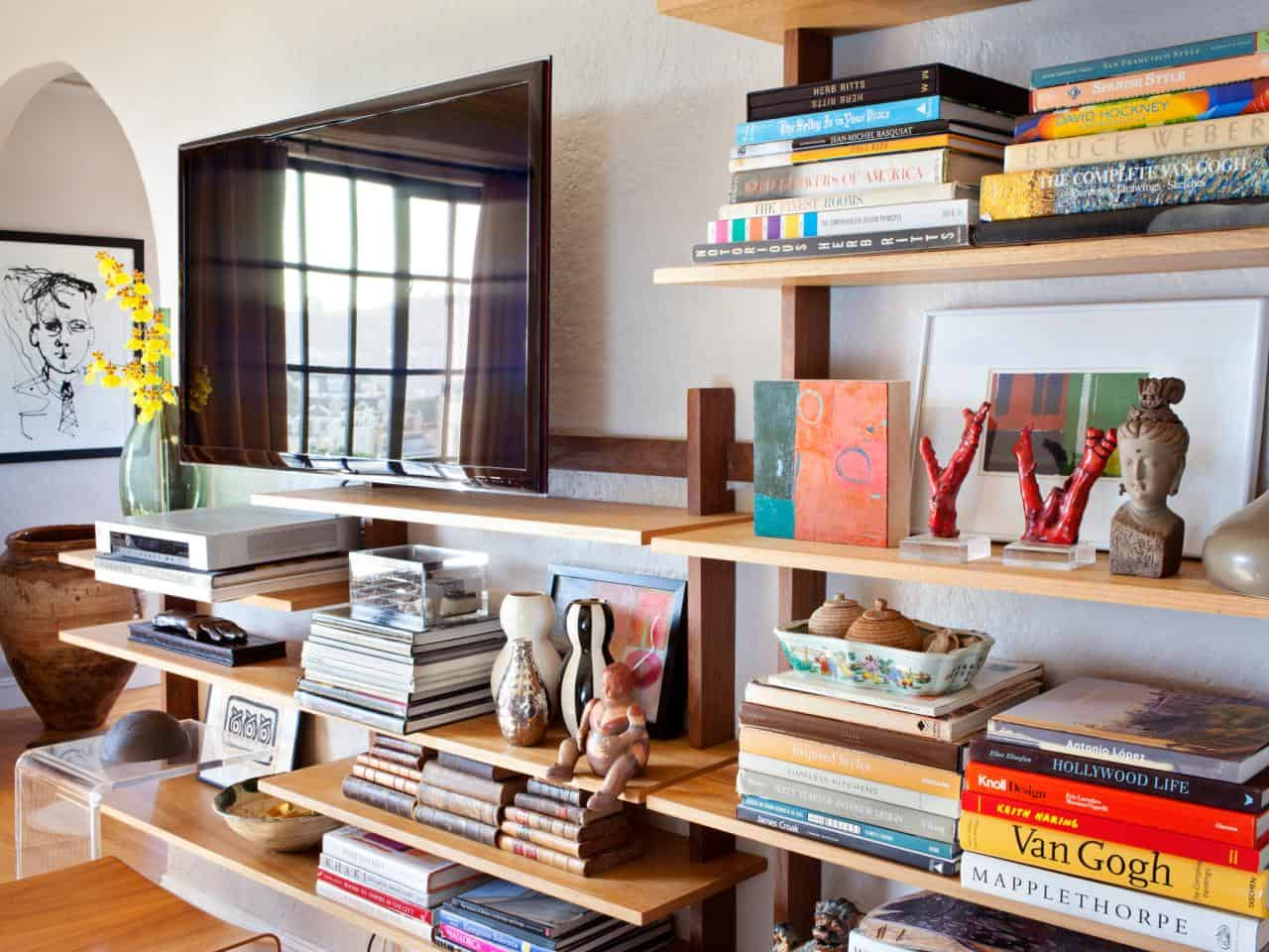 Swoon Worthy Bookshelves That Push The Boundary On Chic