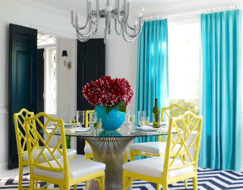 Slick Ways To Make The Most Out Of A Small Dining Room