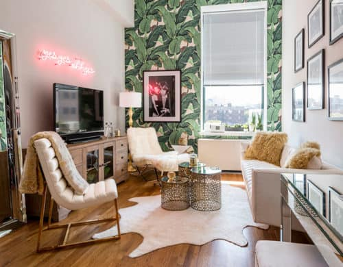 Refreshing Cheap Ways To Update Your Living Room