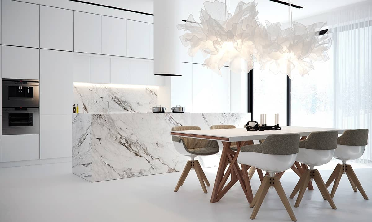 marble kitchen 33