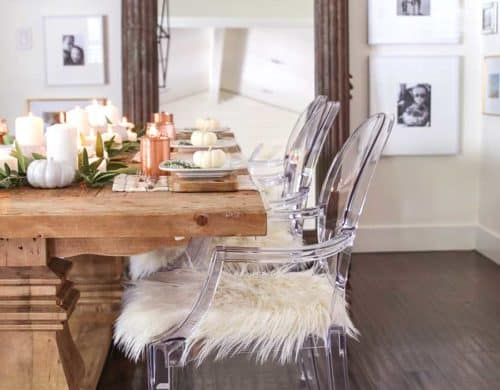 Fall Home Decor Trends for 2019