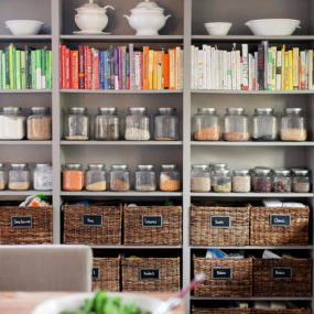 Quick and Easy Kitchen Organization