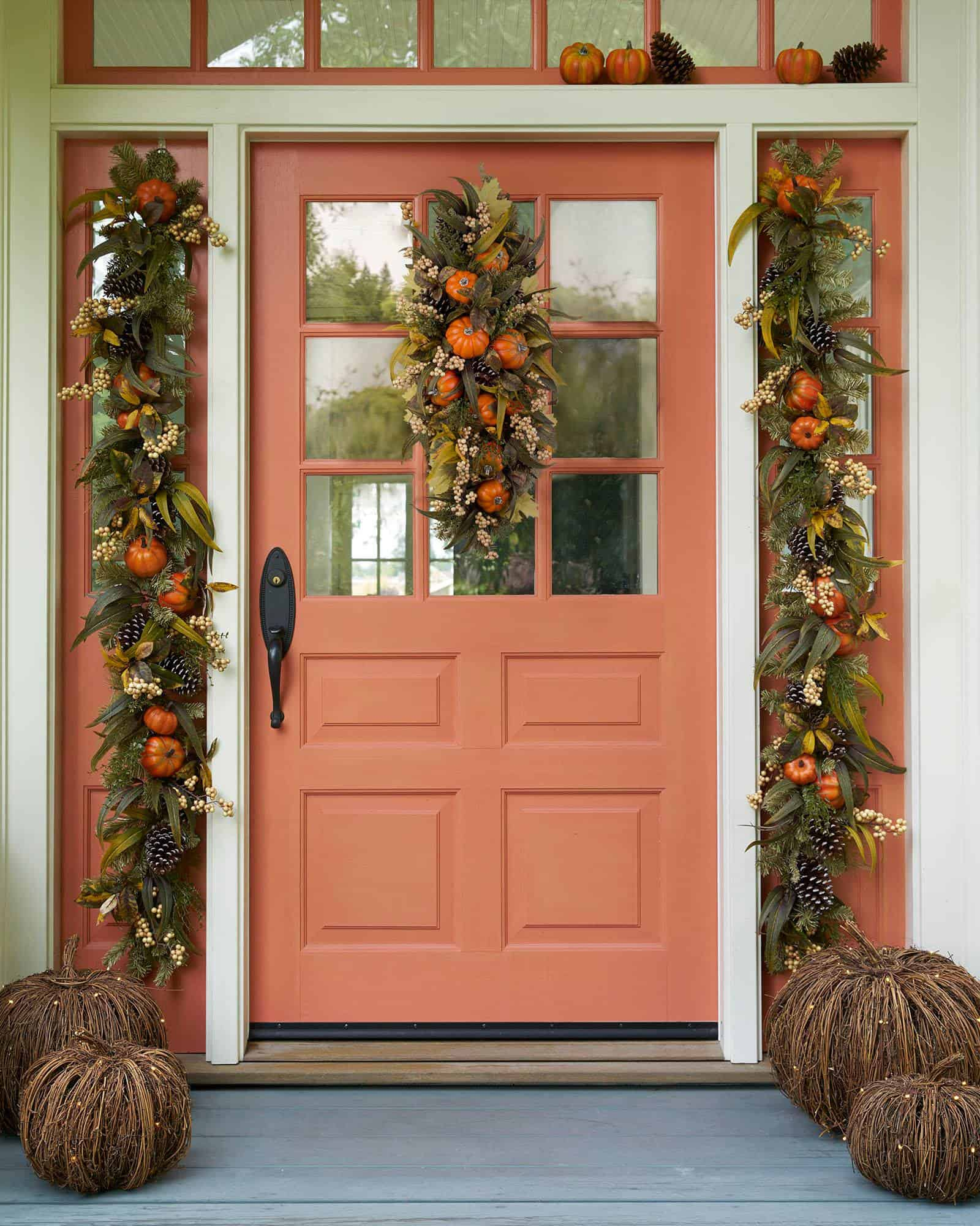 Neighbor Envy Fall Porch Decorating Ideas