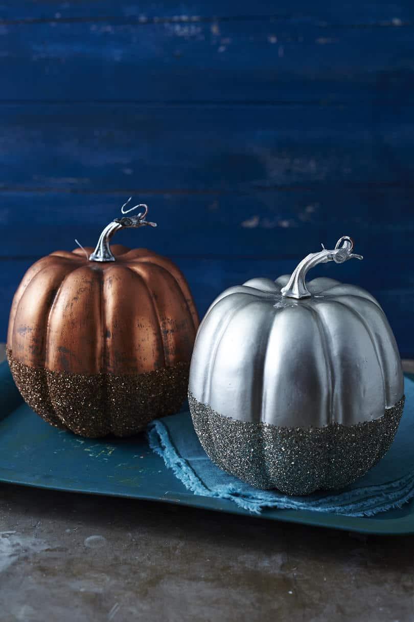 10 Pumpkin Decorating Ideas.