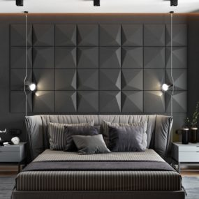 Anything But Boring Gray Bedrooms