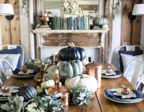 Time To Turn Your Home Into A Sweet Fall Escape
