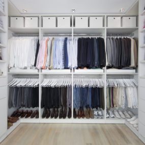 Closet organization ideas to help you get the most out of your space