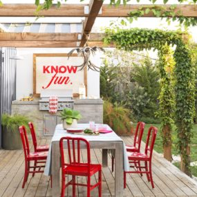 Outdoor kitchens that will make you want to spend more time outside