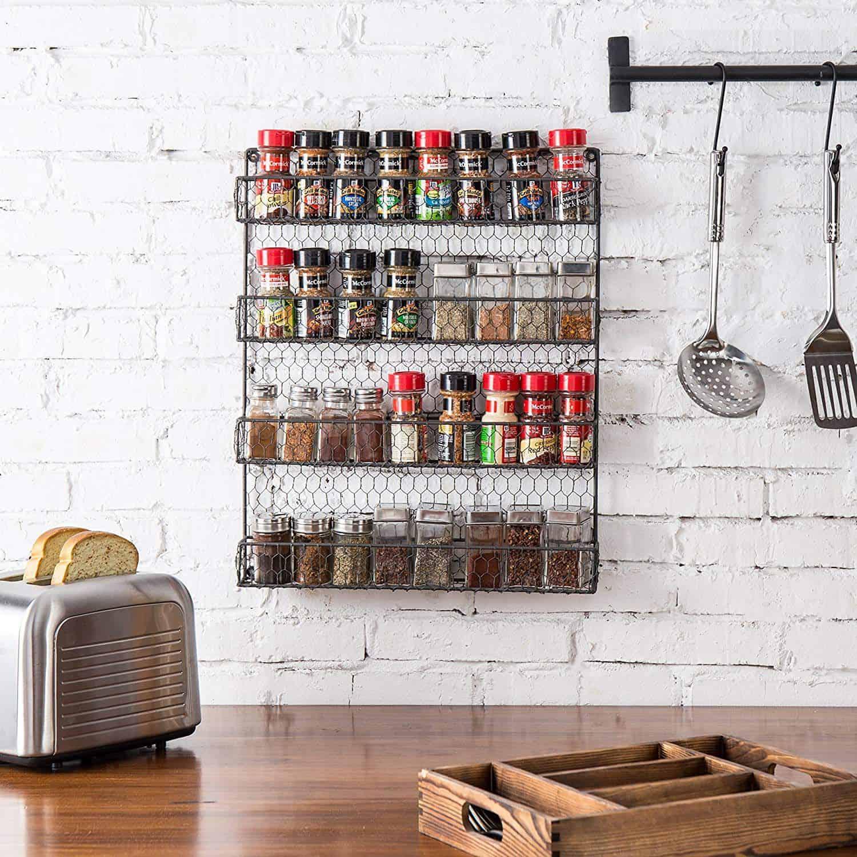 seasoning rack