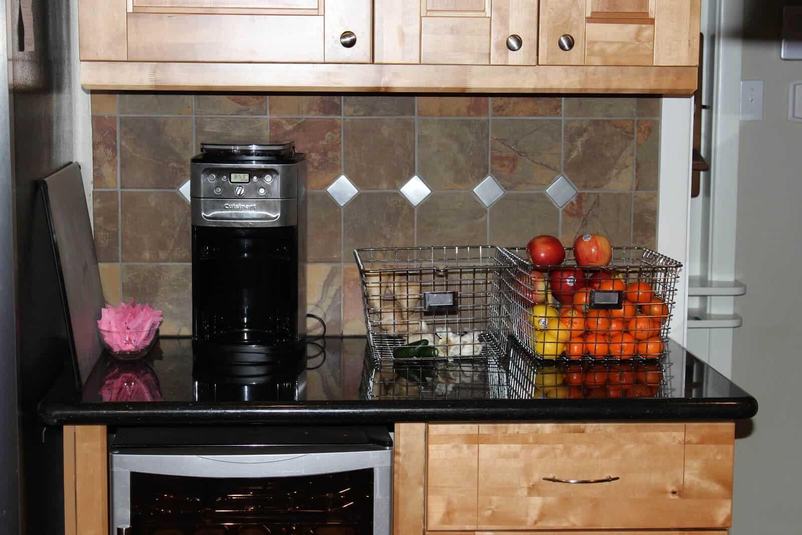 wire rack kitchen