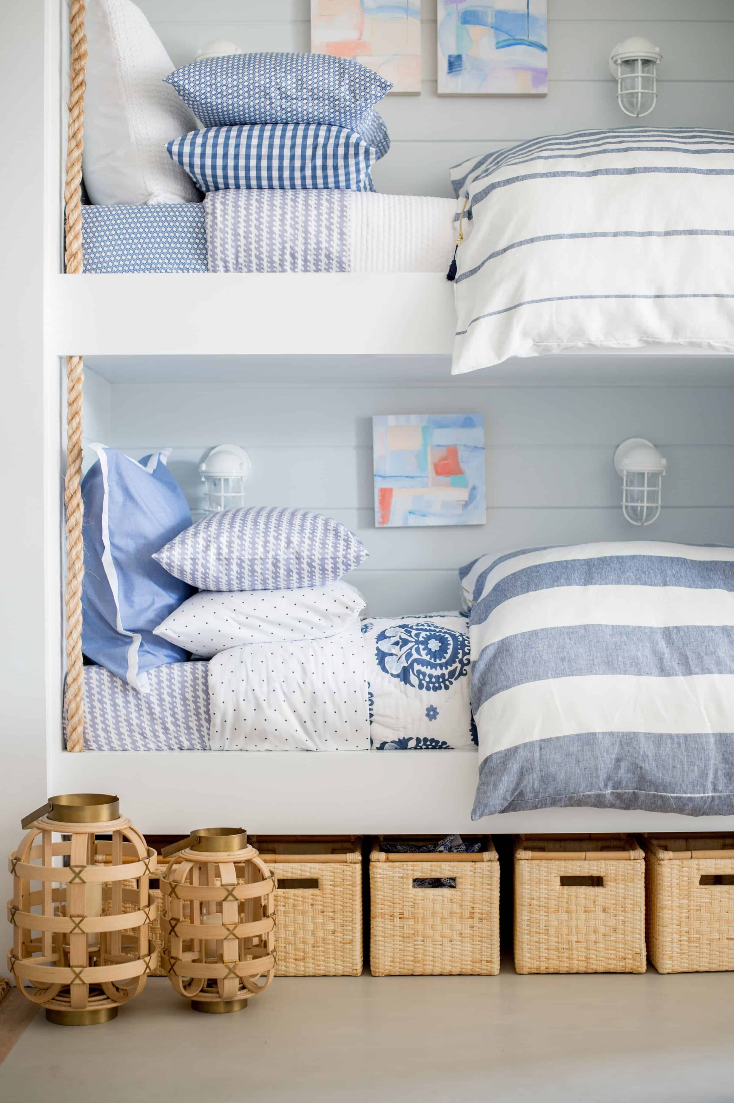 bunk bed pillows