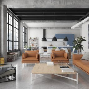 Stylish Rustic Industrial Decor Accents To Take In Consideration