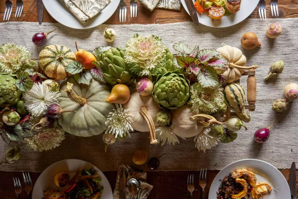 thanksgiving table Thanksgiving decorating ideas to make your home feel extra cozy