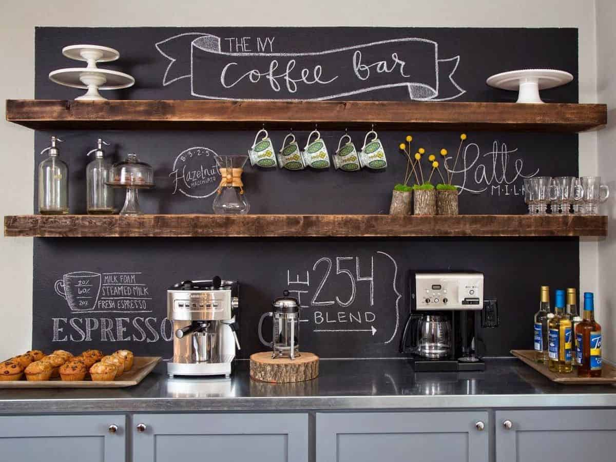 coffee station Coffee station ideas to help you make the perfect cup of java
