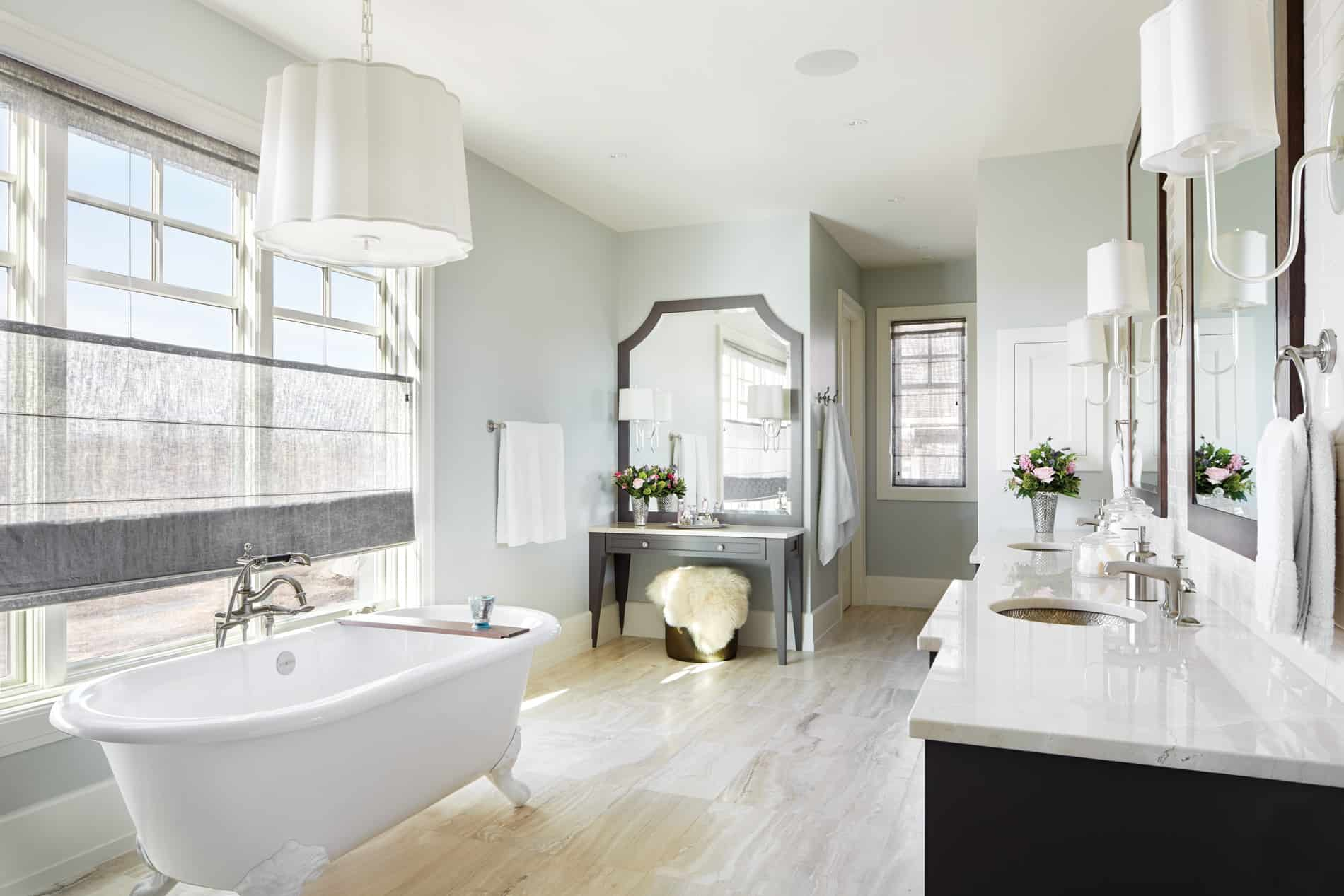 art decor tub Beautiful Bathroom Trends To Follow This Year