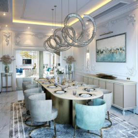 Tips To Create A Breathtaking Dining Room
