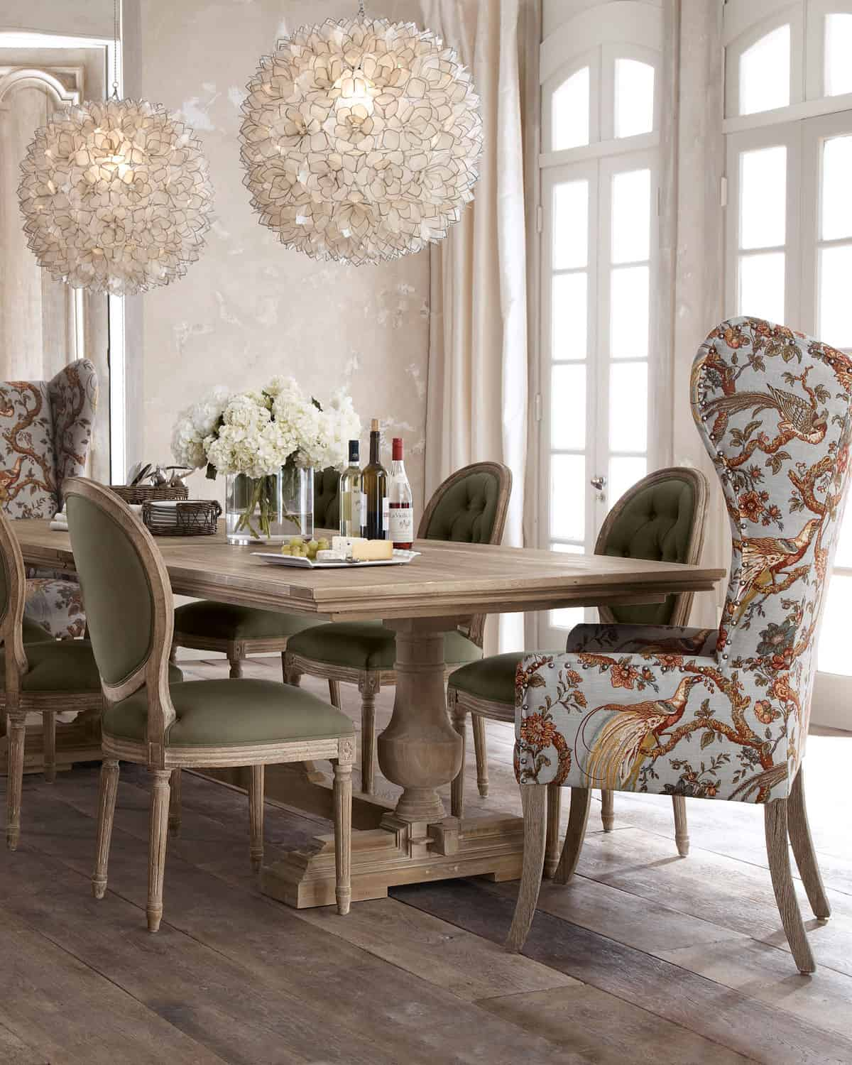 Modern Farmhouse Dining Room Ideas