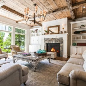 Farmhouse décor that is charming and Modern