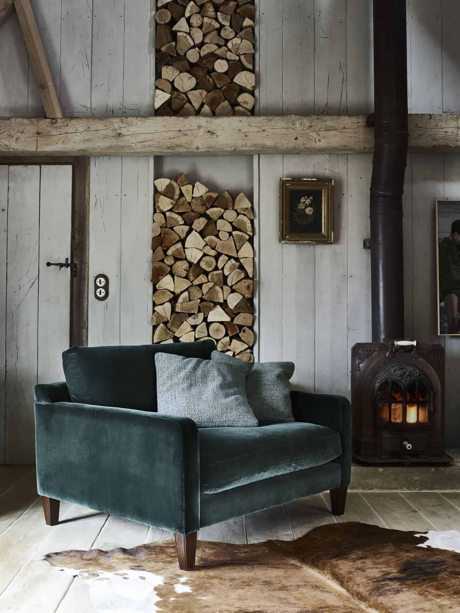 upholsterd chairs