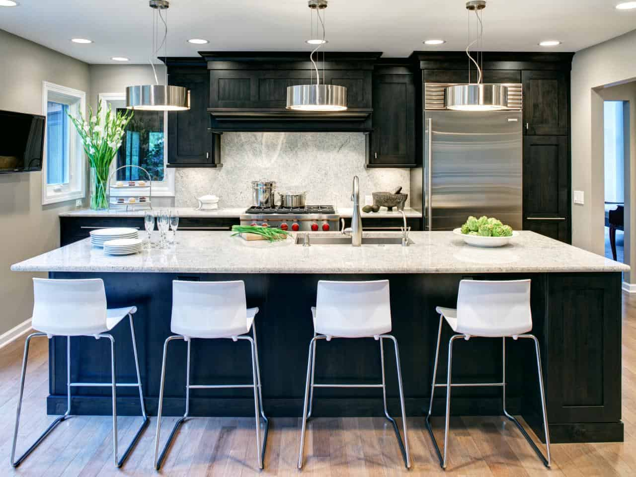 Chic, trendy Kitchen island upgrades that instantly refresh the room