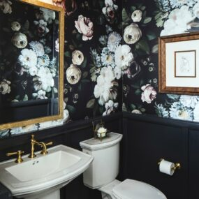 Powder Room Decorating Ideas That Are Anything But Boring
